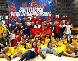 Việt Nam lần thứ 10 vô địch Đá cầu thế giới