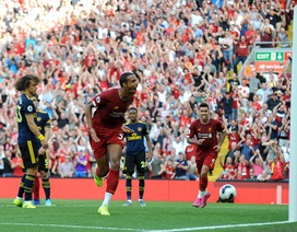 Những khoảnh khắc Liverpool hạ knock-out Arsenal ở Anfield