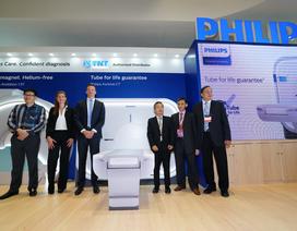 Philips đột phá trong y học với các giải pháp chẩn đoán hình ảnh