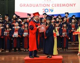 Gần 5% sinh viên một trường ĐH tốt nghiệp chỉ trong vòng 3 năm