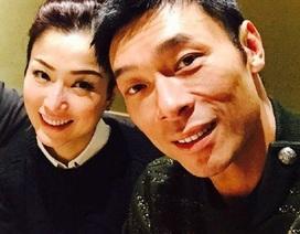Hứa Chí An nỗ lực hàn gắn với Trịnh Tú Văn sau scandal ngoại tình
