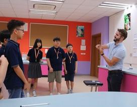 Tiếng Anh tại môi trường học tập quốc tế được dạy ra sao?
