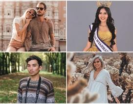 Hoa hậu thế giới Myanmar 2017 Ei Kyawt Khaing sẽ đến Việt Nam