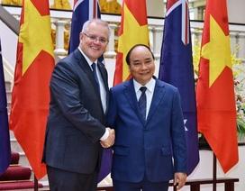 Thủ tướng Australia ca ngợi vai trò của Việt Nam trong khu vực