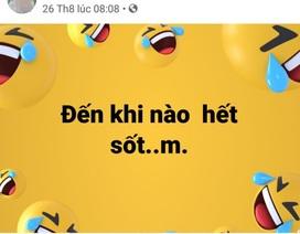 """Nam thanh niên tử vong sau dòng thông báo """"bị sốt"""" trên Facebook"""