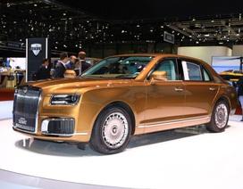 """""""Rolls-Royce của nước Nga"""" chốt giá tương đương hơn 6 tỉ đồng"""