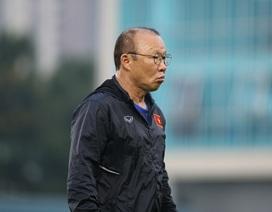 HLV Park Hang Seo lý giải vì sao loại Văn Quyết, gọi Trọng Hoàng, Văn Hậu