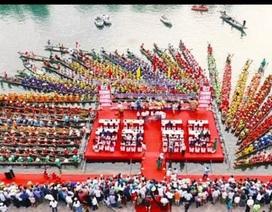 Đập trống Ma Coong và đua thuyền trên sông Kiến Giang được công nhận Di sản văn hóa phi vật thể Quốc gia