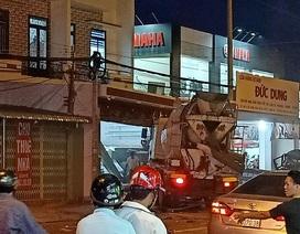 Xe bồn tông hàng loạt phương tiện, 2 người tử vong