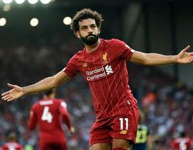 Đội hình tiêu biểu vòng 3 Premier League: Tuyệt vời Mohamed Salah