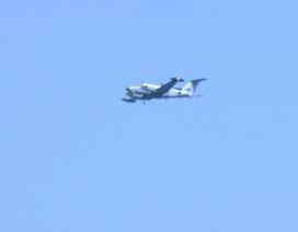Chiến đấu cơ Israel bay dọc biên giới Syria-Lebanon chuẩn bị một cuộc tấn công mới?