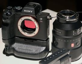 Sony ra mắt bộ đôi máy ảnh Full-Frame Mirrorless giá 90 triệu đồng