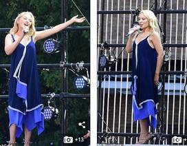 Kylie Minogue xinh đẹp, rạng rỡ ở tuổi 51