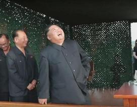 Em gái ông Kim Jong-un lần đầu công khai xuất hiện tại địa điểm thử tên lửa