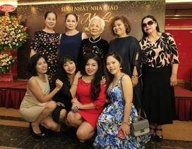 Dàn nghệ sĩ chúc mừng sinh nhật tuổi 90 của nhà giáo Hồ Mộ La