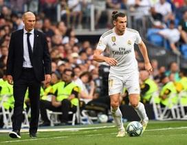 HLV Zidane bất ngờ quay ngoặt 180 độ với Gareth Bale