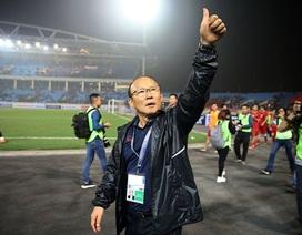 """Báo Thái Lan: """"HLV Park Hang Seo đang thực sự lo lắng"""""""