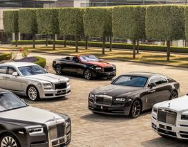 """Giá xe Rolls-Royce tại Việt Nam: 54 tỉ đồng chỉ là """"giá sàn"""""""
