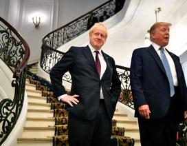 """Tổng thống Trump muốn có một """"thỏa thuận thương mại rất lớn"""" với Anh, sau Brexit"""