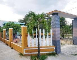 Dai dẳng tình trạng xây nhà trái phép chờ đền bù ở Làng Đại học Đà Nẵng