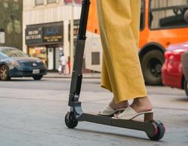 Hyundai ra mắt scooter chạy điện siêu gọn nhẹ
