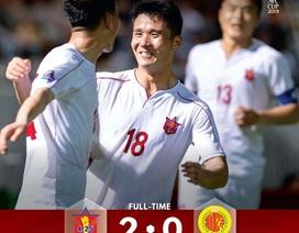 Xác định đối thủ của CLB Hà Nội ở chung kết liên khu vực AFC Cup