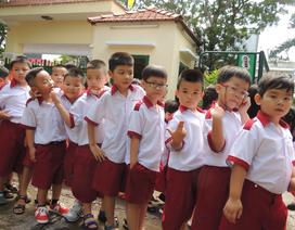 TPHCM: Học sinh tiểu học ra chơi ít nhất 30 phút, dùng nhiều nhất chỉ 3 cuốn vở