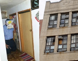 """Giật mình cảnh sống trong căn hộ 58m2 """"cơi nới"""" thành 11 phòng đầu chạm trần"""