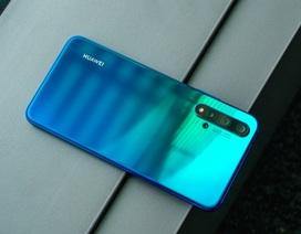 Huawei tung smartphone tầm trung 4 camera, bán tại Việt Nam trong tháng 9