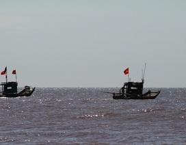 Đã liên lạc được 3 tàu cá cùng với 27 ngư dân sau nhiều ngày mất thông tin