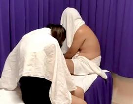 Nữ nhân viên spa chỉ bán dâm cho khách nước ngoài