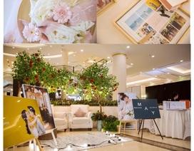 Triển lãm cưới Almaz Mini Wedding Fair - Rực rỡ màu sắc cá nhân trong ngày trọng đại