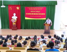 Thanh Hoá: Xử lý người đứng đầu ký hợp đồng lao động không đúng quy định
