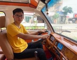 Nam sinh lớp 12 lắp ráp thành công ô tô chạy bằng năng lượng mặt trời chở được 12 người