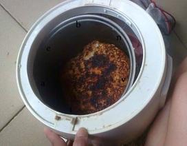 3 sai lầm khiến nồi cơm điện bốc cháy