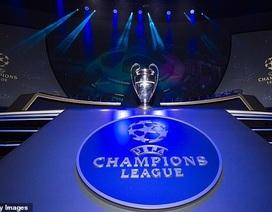 """Real Madrid tái ngộ PSG, Barcelona rơi vào """"bảng tử thần"""""""