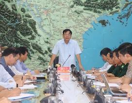 Khẩn trương tìm cách liên lạc với 7 tàu cá của tỉnh Quảng Trị