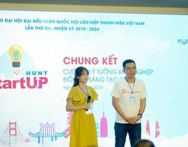 Ứng dụng lên lịch trình du lịch giành giải Nhất cuộc thi ý tưởng khởi nghiệp sáng tạo