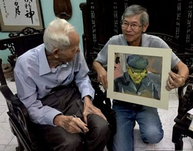 Điều ít biết về cụ ông là người mẫu trong 242 bức tranh của danh hoạ Bùi Xuân Phái