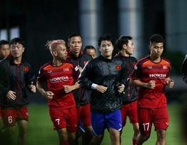 Quang Hải bất ngờ vắng mặt ở đội tuyển Việt Nam
