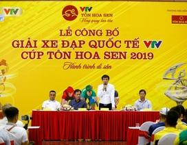 Khởi tranh giải đua xe đạp quốc tế VTV Cup