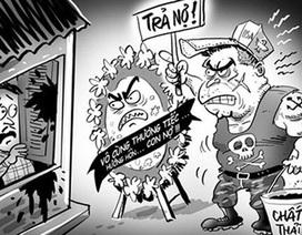 TPHCM tiếp tục kiến nghị cấm dịch vụ đòi nợ thuê