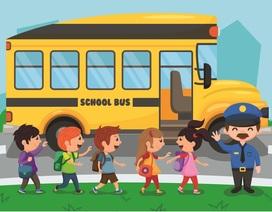 Quảng Trị: Đảm bảo an toàn cho học sinh khi đưa đón bằng xe ô tô