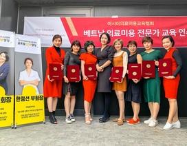 Chớp cơ hội được cấp chứng chỉ spa Quốc tế tại Việt Nam cùng Trâm Beauty