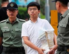 """Hong Kong bắt lại thủ lĩnh phong trào """"Ô dù"""" giữa lúc căng thẳng"""