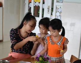 TPHCM: Giáo dục giới tính cho trẻ mầm non từ 3 tuổi