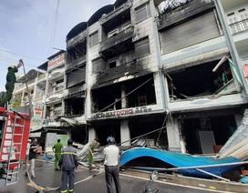 Vụ cháy cửa hàng quần áo khiến 5 người bị thương: Bộ Công an vào cuộc