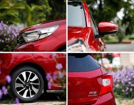 Honda Brio - Thực dụng nhưng không kém phần kiêu hãnh