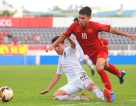 Thua sát nút U15 Hàn Quốc, U15 Việt Nam hụt ngôi vô địch giải U15 quốc tế