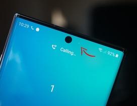 Giải mã về chấm trắng bí ẩn xuất hiện trên màn hình Galaxy Note10